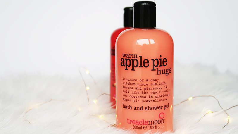Treaclemoon Warm Apple Pie Hugs review