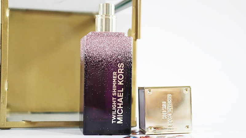Michael Kors Twilight Shimmer limited edition parfum