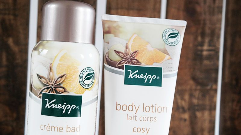 kneipp cosy moment review