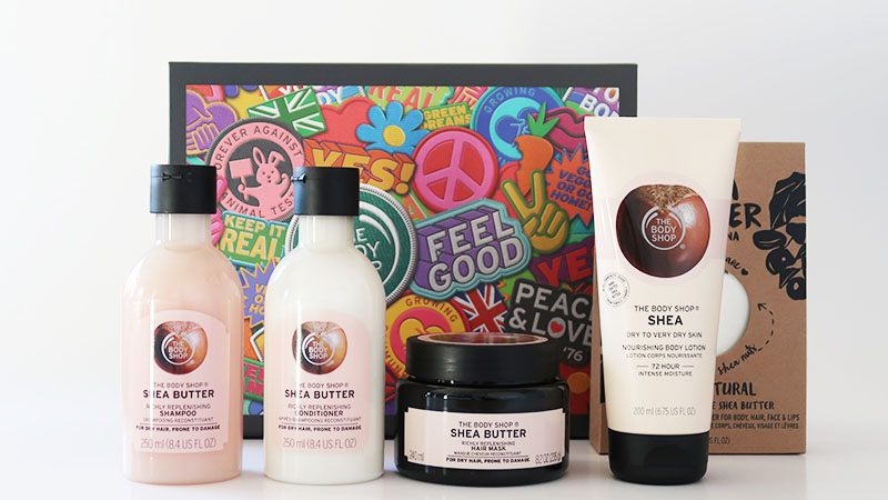 the body shop shea butter review mieksmind