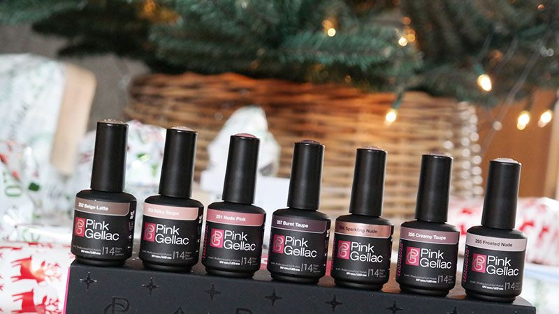 Pink Gellac Uncovered4 Collectie