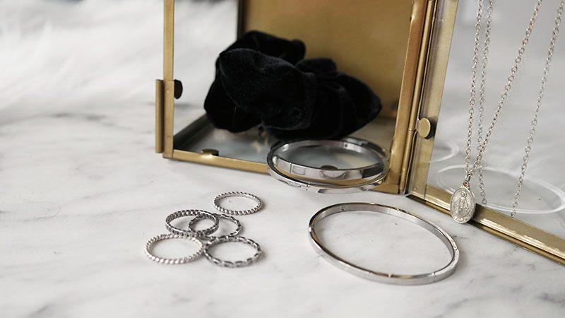 nieuwe zilveren sieraden my jewellery