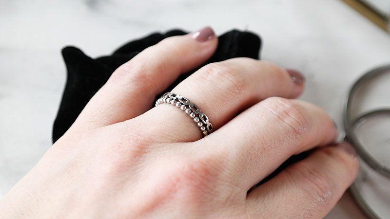 nieuwe zilveren sieraden ringen zilver