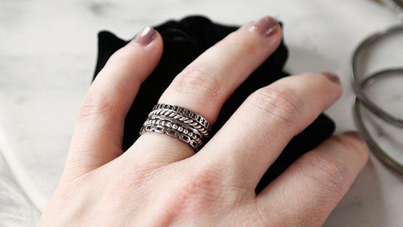 nieuwe zilveren sieraden zilver