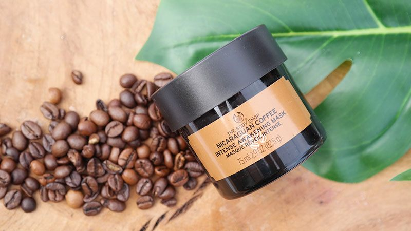 The Body Shop Coffee Intense Awakening Mask review