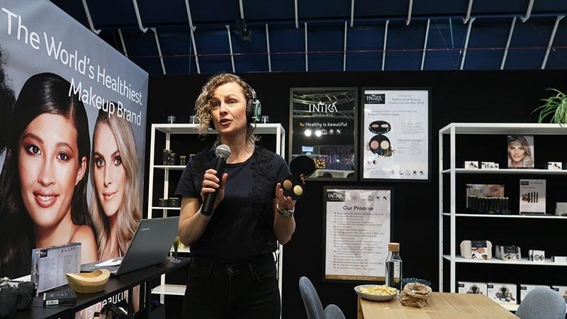 beautytrade 2019 biocare inika