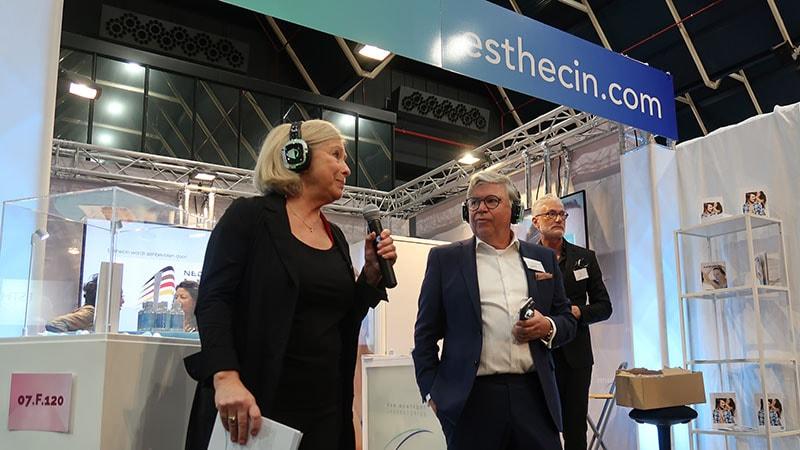 beautytrade 2019 esthecin