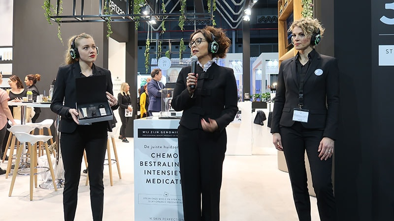 beautytrade 2019 ik skinperfection