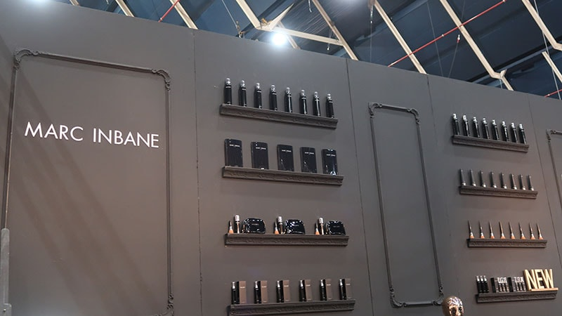beautytrade 2019 marc inbane