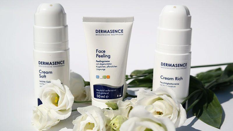 dermasence cream soft cream rich peeling