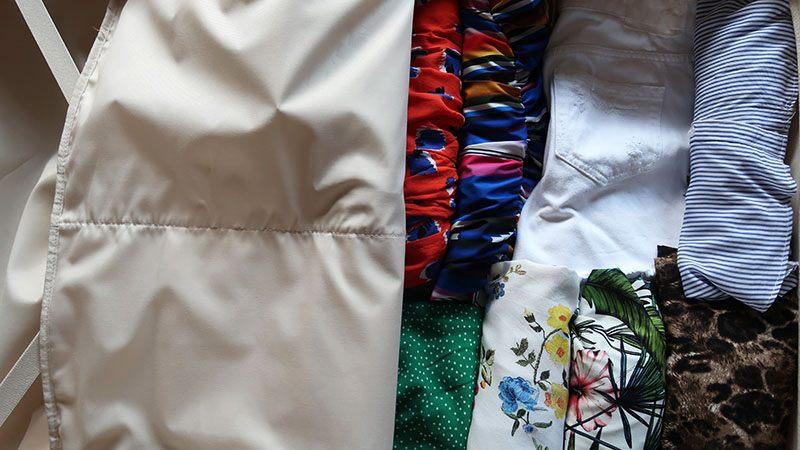 suitsuit fab seventies koffer inpakken
