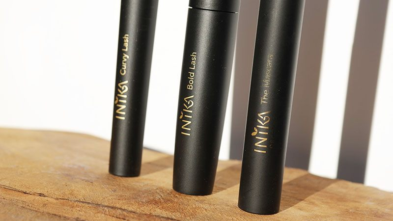 INIKA organic makeup THE mascara review
