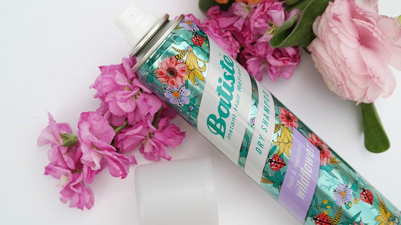 batiste droogshampoo wildflower review
