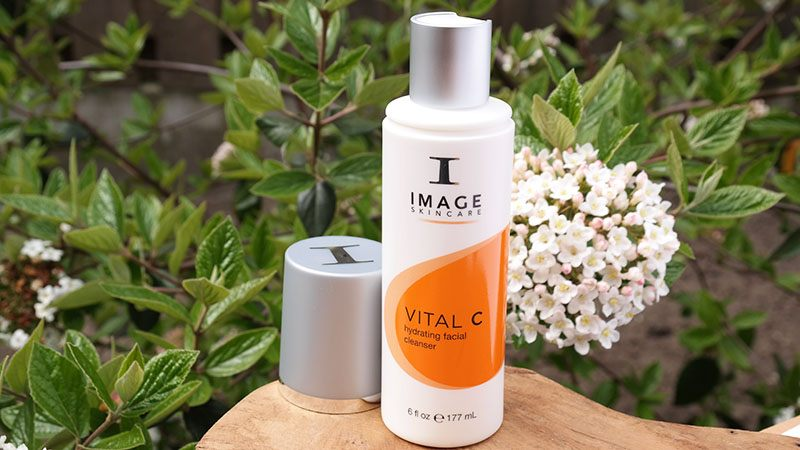 image skincare cleanser VITAL C - Hydrating Facial Cleanser
