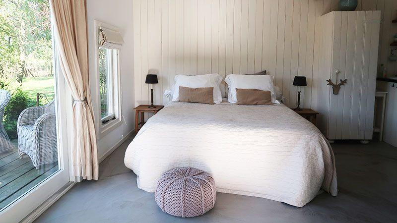 b&b heerde slaapkamer bed