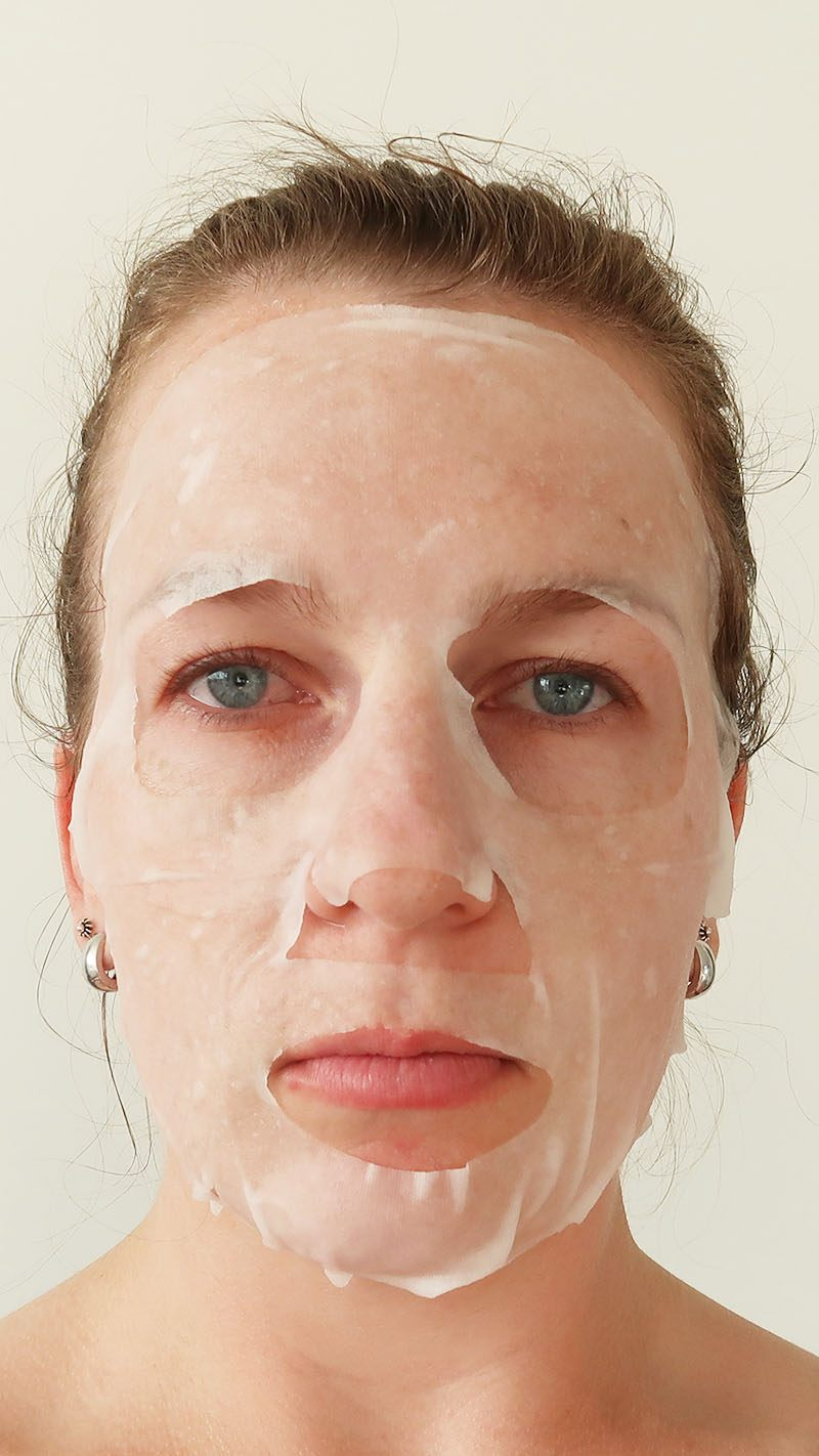 simple sheet mask