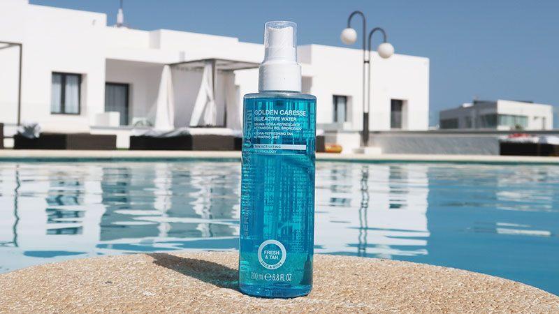 Germaine de Capuccini blue active water