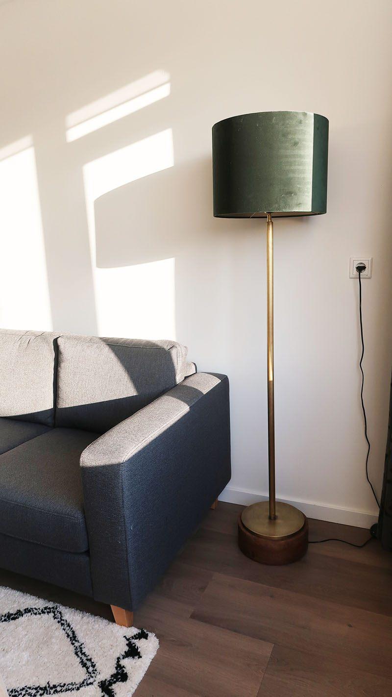 staande lamp nieuwe vloerlamp