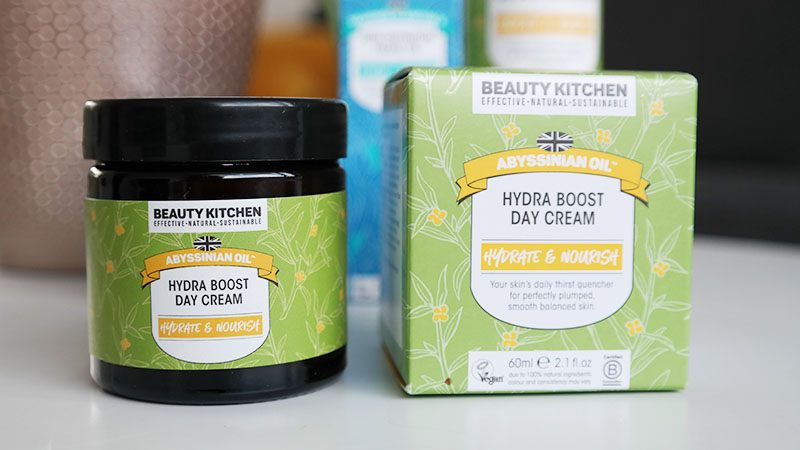 beauty hydro boost day cream