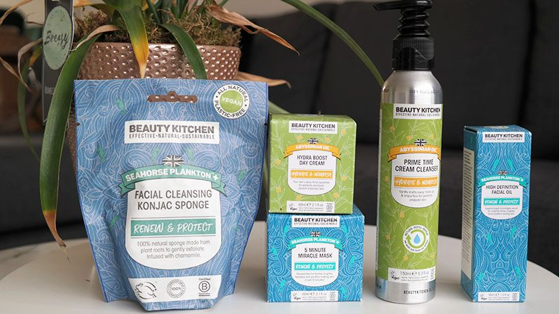 beauty kitchen review skincare