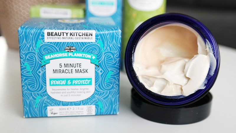 bk 5 minute miracle mask