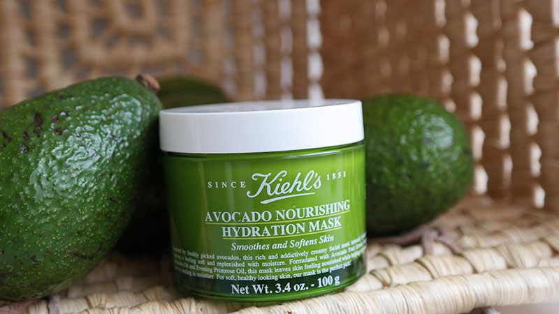 kiehls Avocado Nourishing Hydration Mask