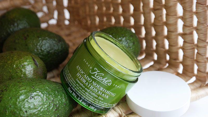 kiehls een avocado gezichtsmasker review