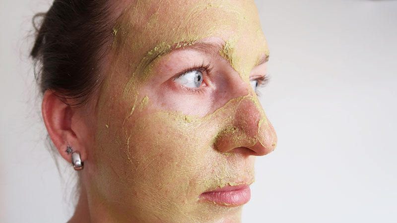 kiehls mask avocado
