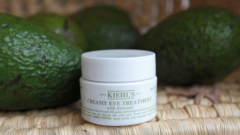 kiehls oogcreme creamy eye avocado
