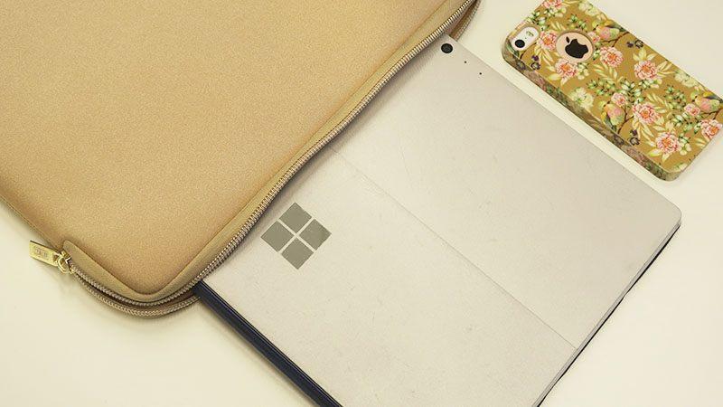 nieuwe laptophoes macbook