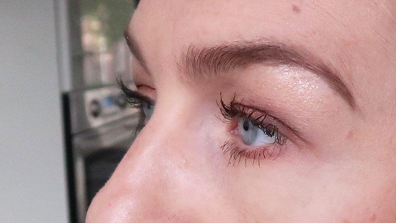 essence eyeshadow look