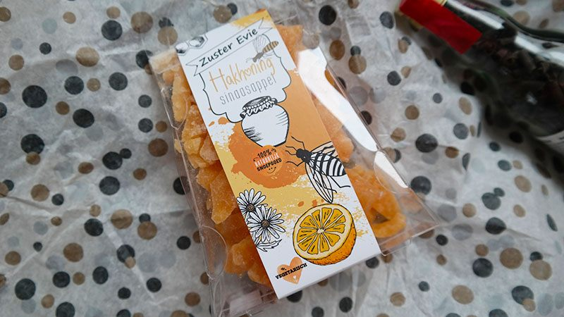 hakhoning sinaasappel