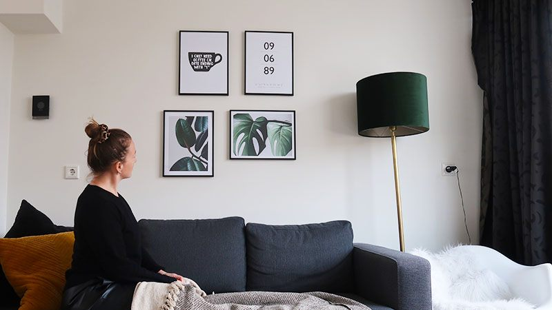 moderne muurdecoratie desenio posters