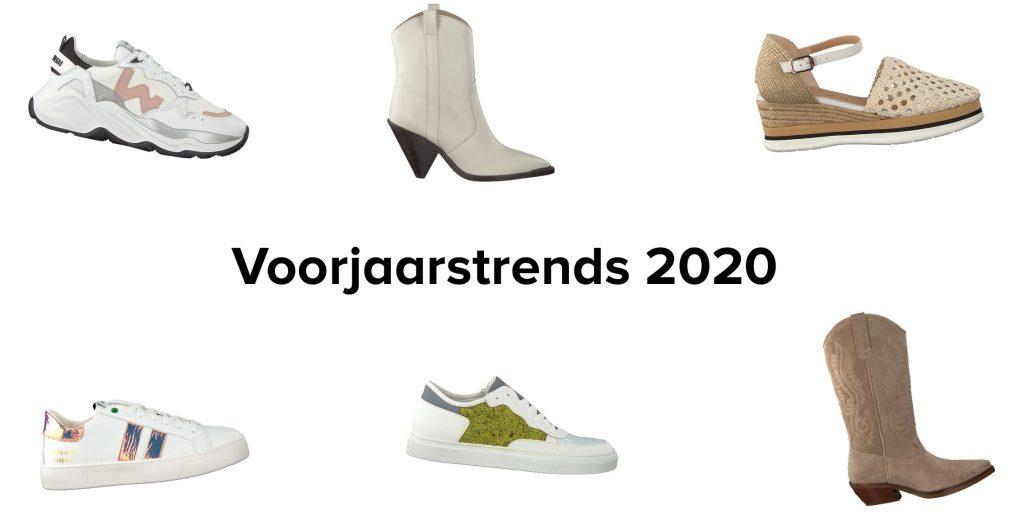 voorjaarstrends 2020