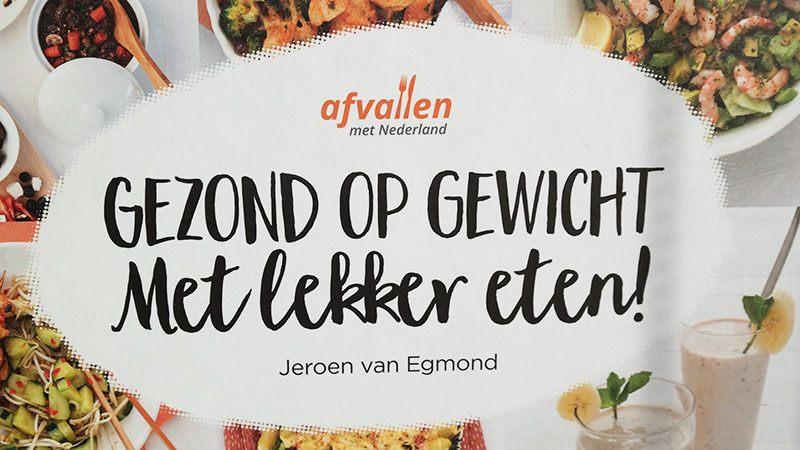 afvallen met nederland gezond op gewicht