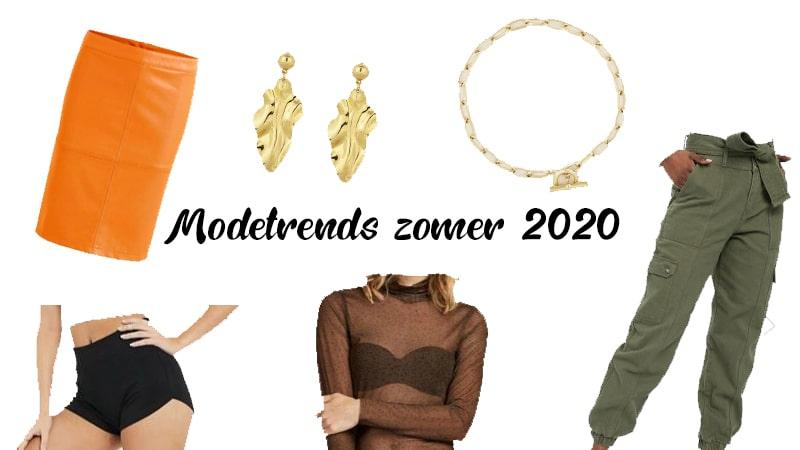 modetrends zomer 2020