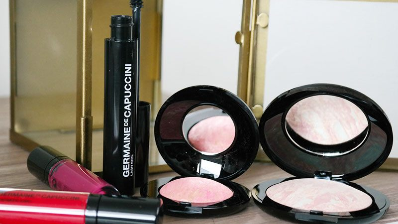 makeup germaine de capuccini