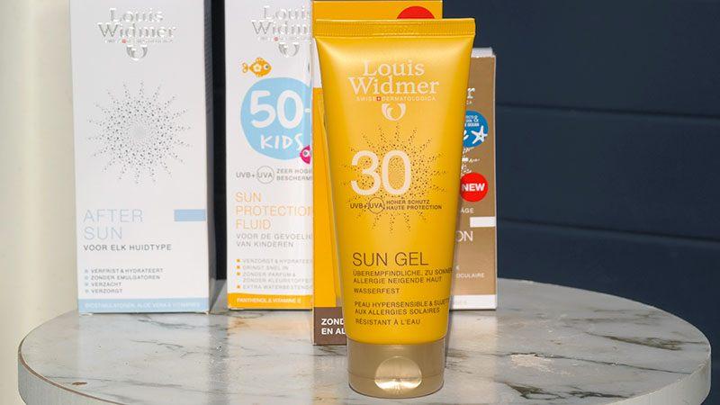 sun gel all day 30
