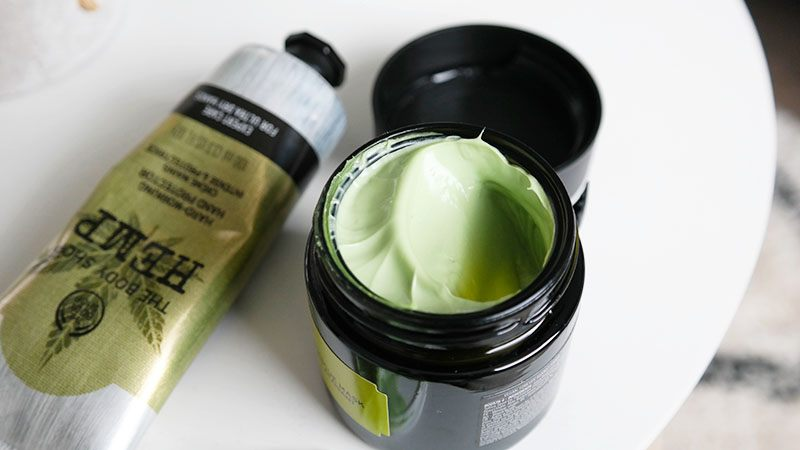 the body shop overnight mask