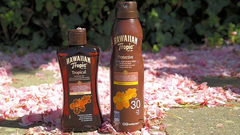 hawaiian tropic review