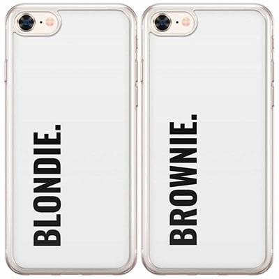 blondie brownie hoesje
