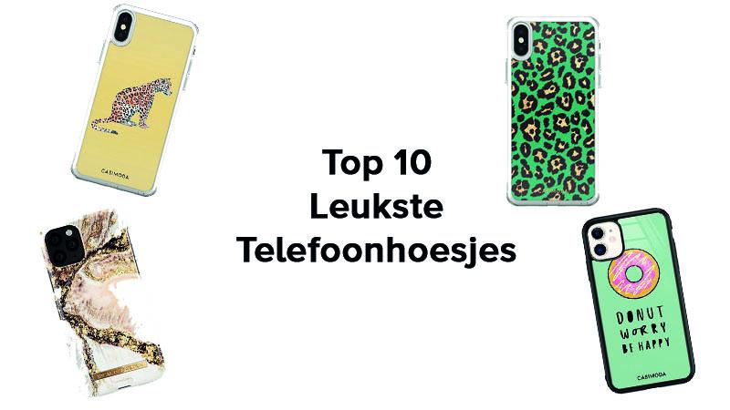 leukste telefoonhoesjes