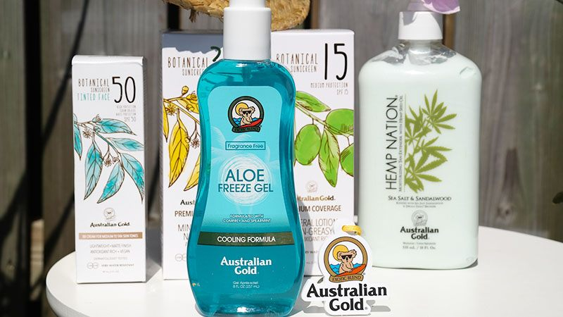 australian gold aftersun aloe freeze gel