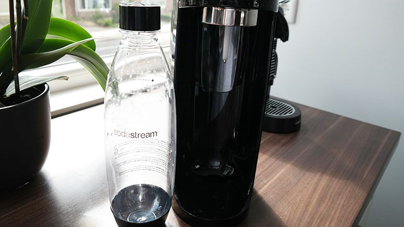 is sodastream duurzaam