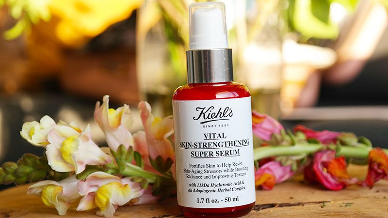 kiehls vital skin strengthening super serum review