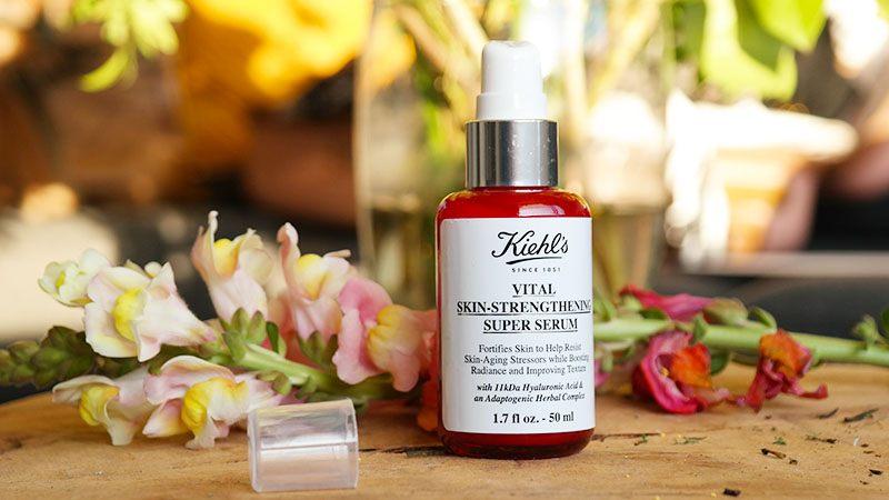 kiehls vital skin strengthening super serum