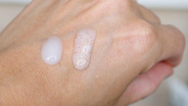 skin academy zero face wash en face scrub