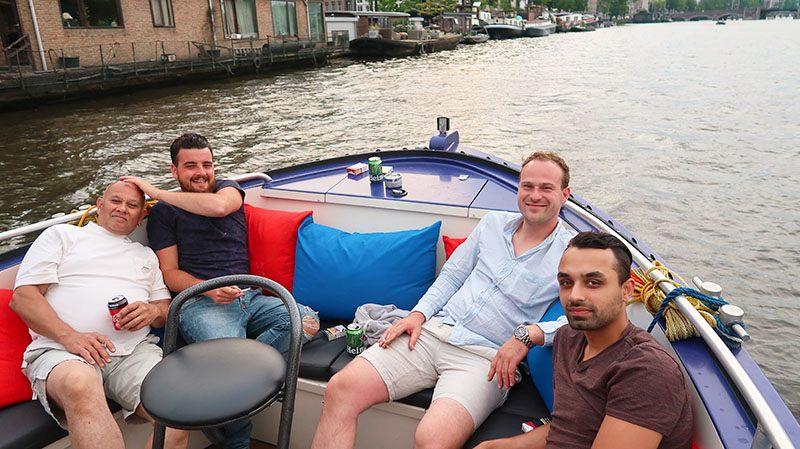 starboard varen in amsterdam