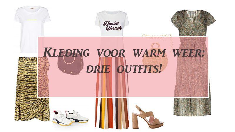 kleding voor warm weer