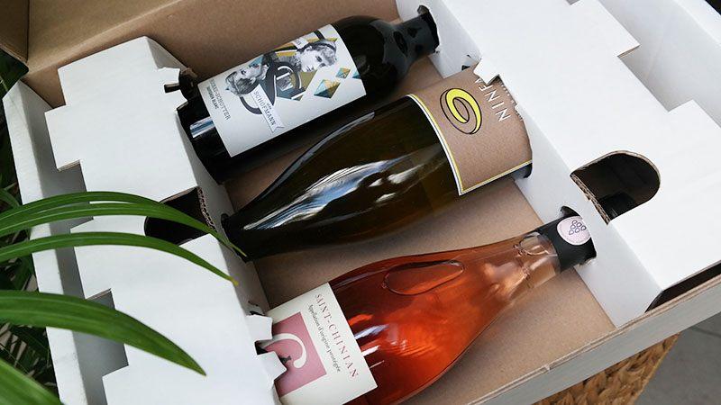 lekkere wijnbox cadeau baltazar
